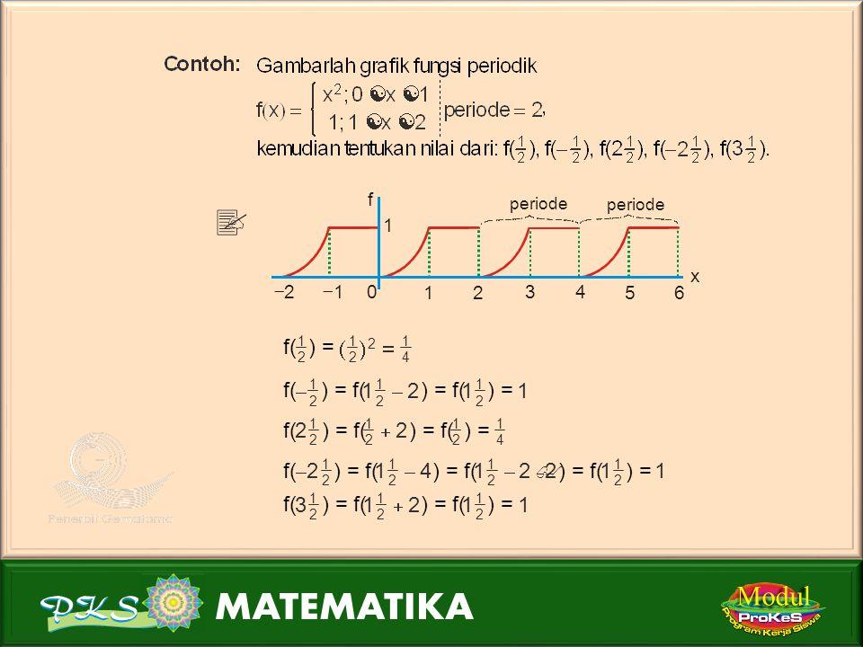 Modul f( ) = ( ) = - f( ) = f( ) = f( ) = f( ) = 2 + f( ) = f( ) = - 2