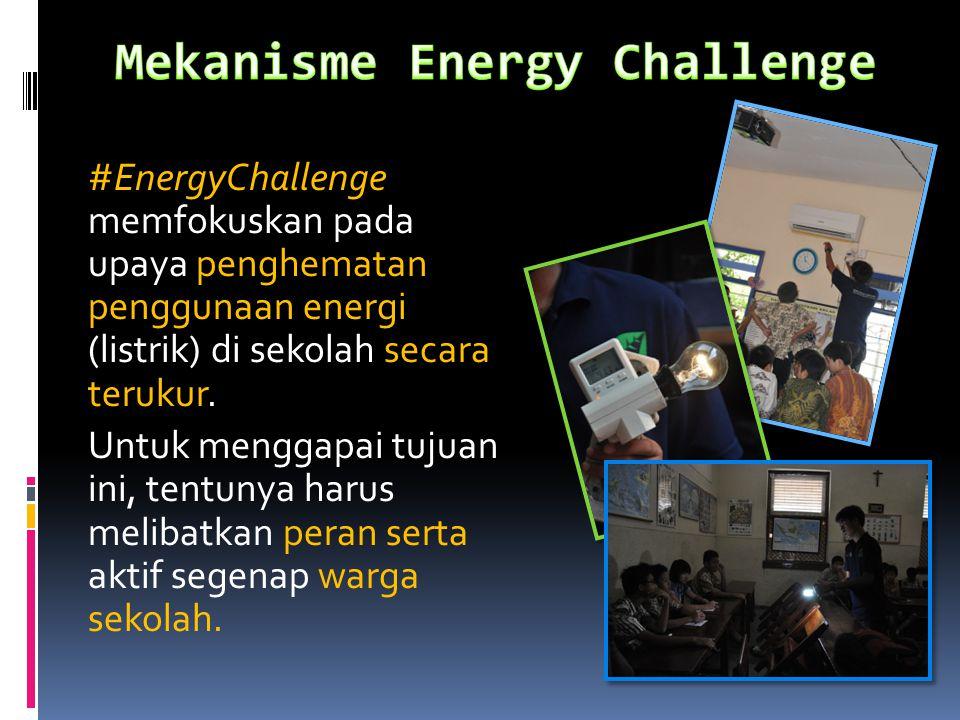 Mekanisme Energy Challenge
