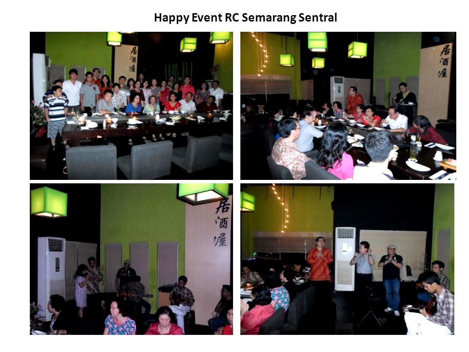 Happy Event RC Semarang Sentral