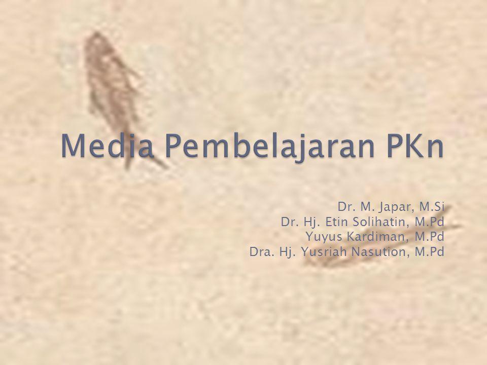 Media Pembelajaran PKn