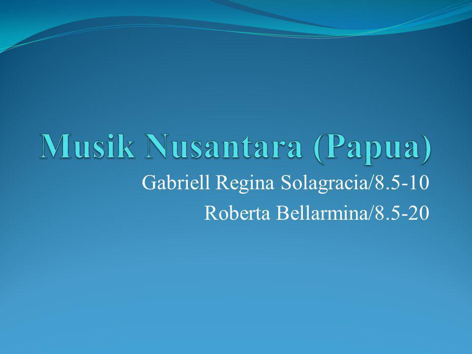 Musik Nusantara (Papua)