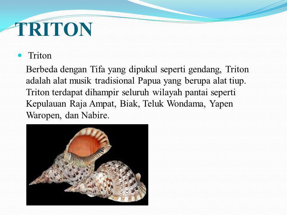 TRITON Triton.