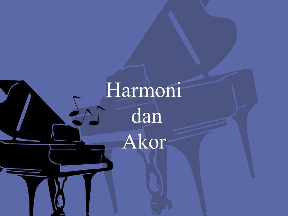 Harmoni dan Akor
