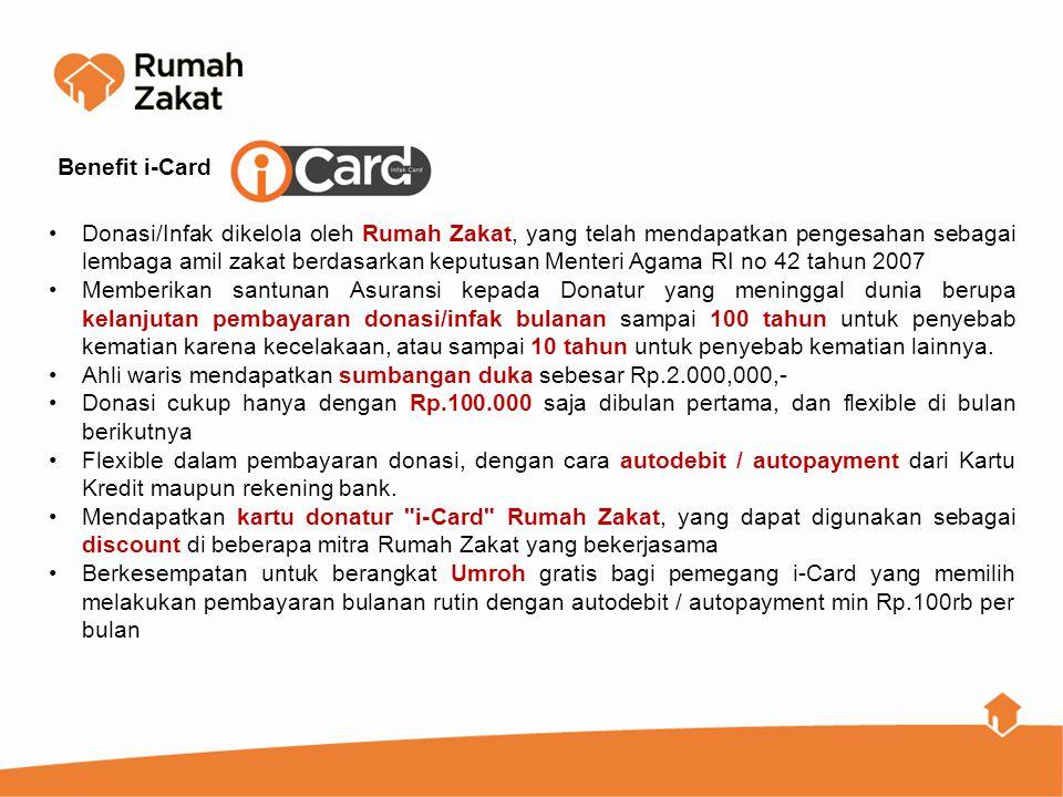 Benefit i-Card