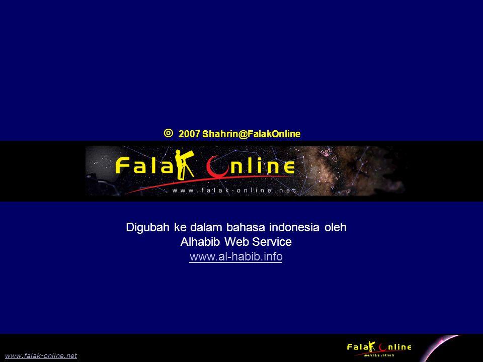 Digubah ke dalam bahasa indonesia oleh