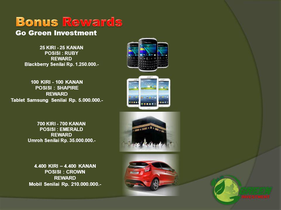 Tablet Samsung Senilai Rp. 5.000.000.-