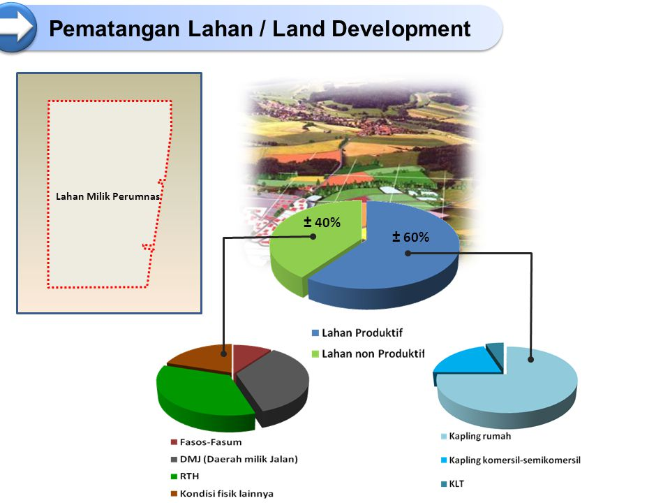 Pematangan Lahan / Land Development
