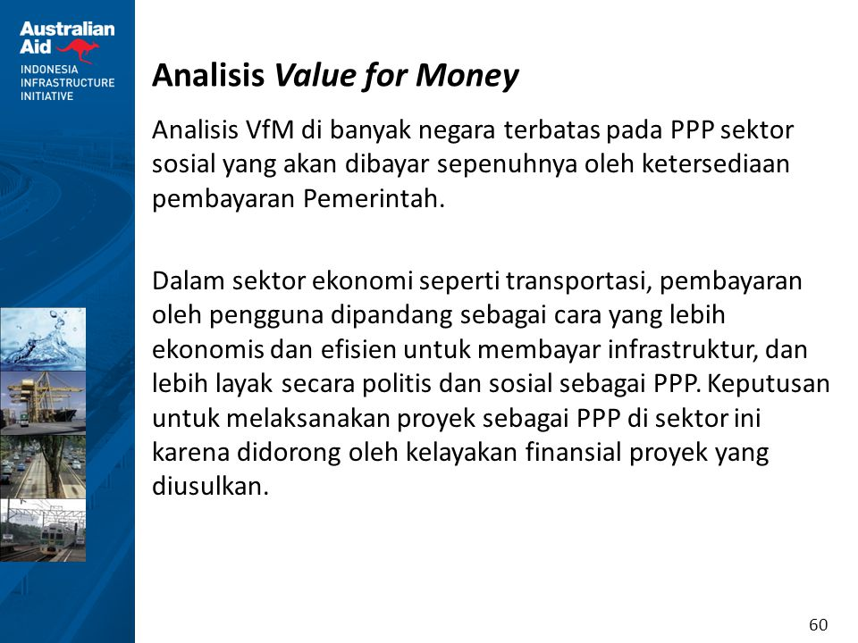 Analisis Value for Money