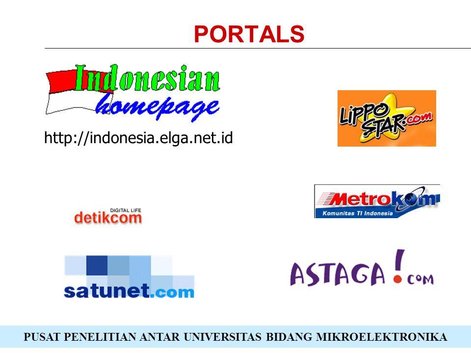 PORTALS http://indonesia.elga.net.id