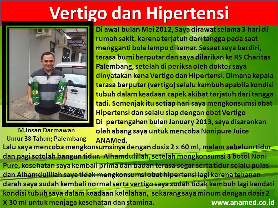 Vertigo dan Hipertensi