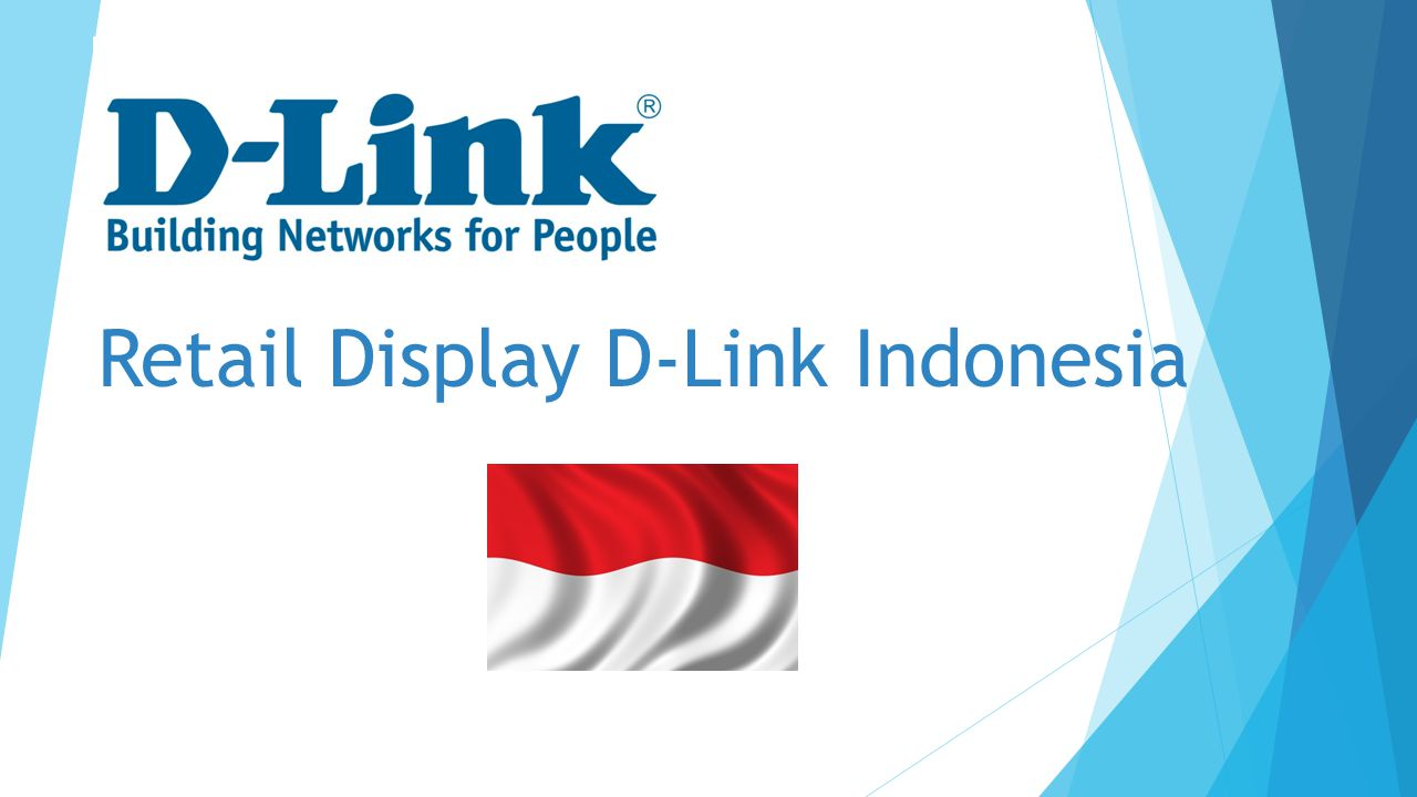 Retail Display D-Link Indonesia