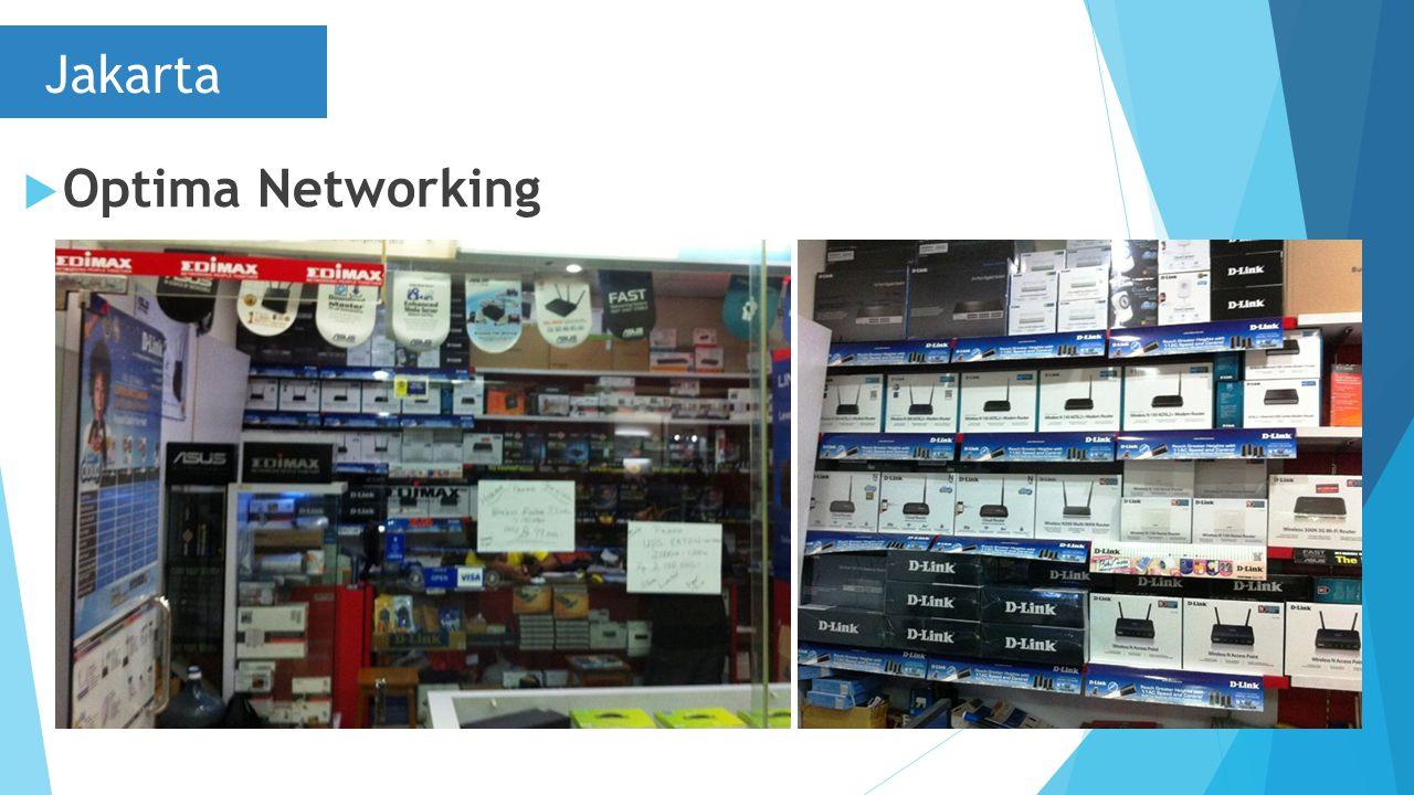 Jakarta Optima Networking
