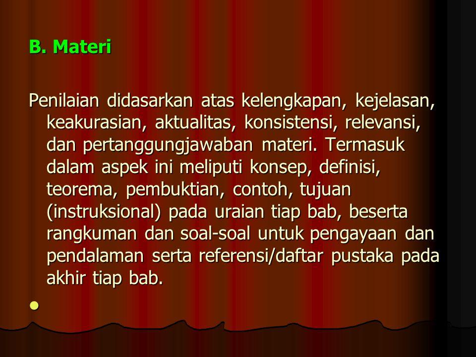 B. Materi