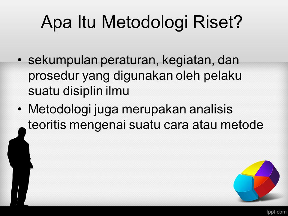 Apa Itu Metodologi Riset