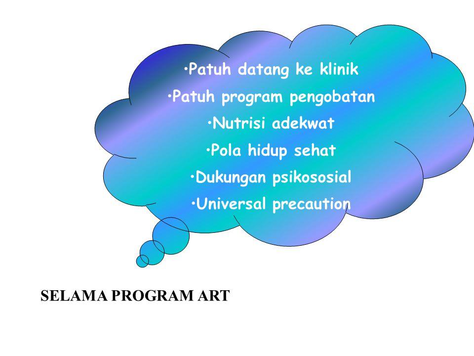 Patuh program pengobatan