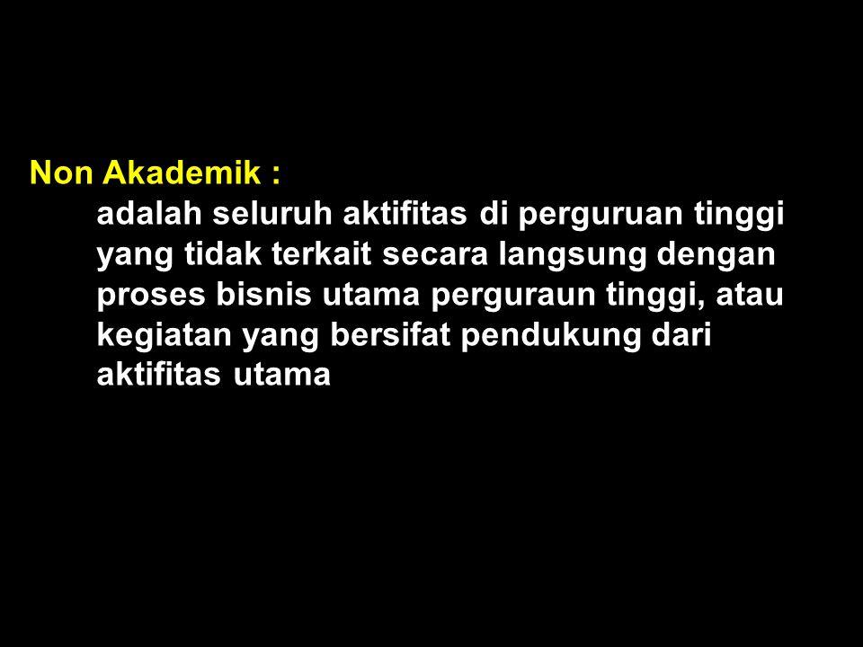 Non Akademik :