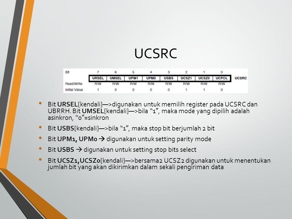 UCSRC