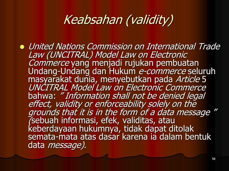 Keabsahan (validity)