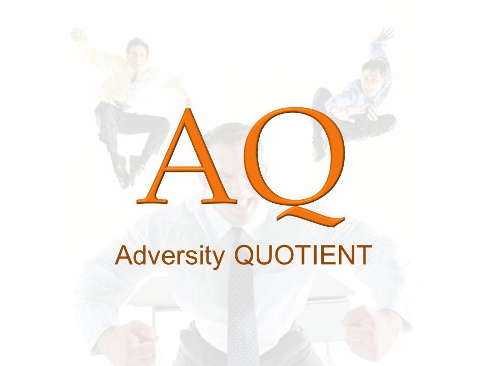 AQ Adversity QUOTIENT