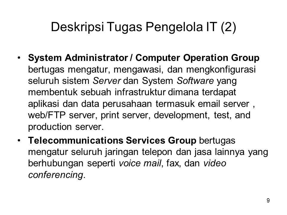 Deskripsi Tugas Pengelola IT (2)