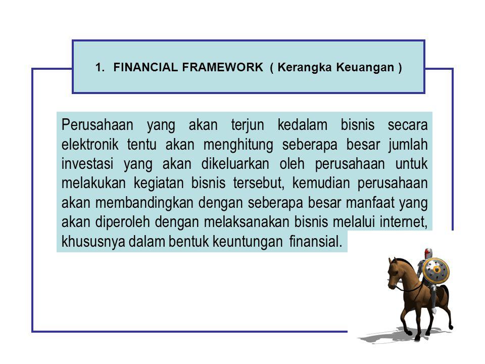 FINANCIAL FRAMEWORK ( Kerangka Keuangan )