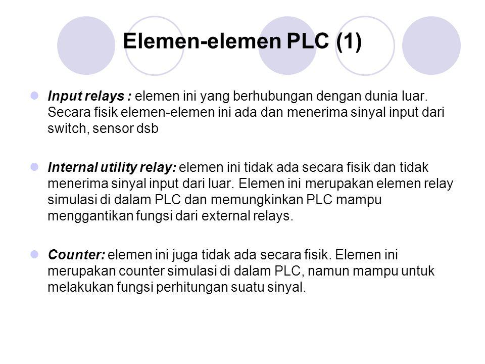 Elemen-elemen PLC (1)