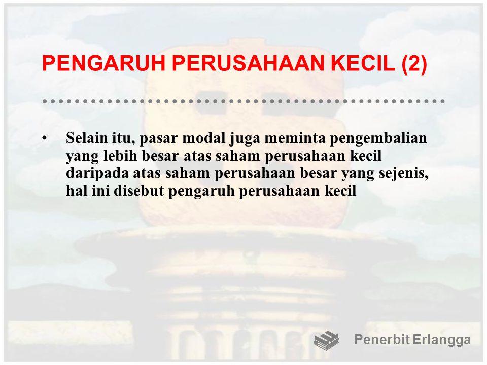 PENGARUH PERUSAHAAN KECIL (2)