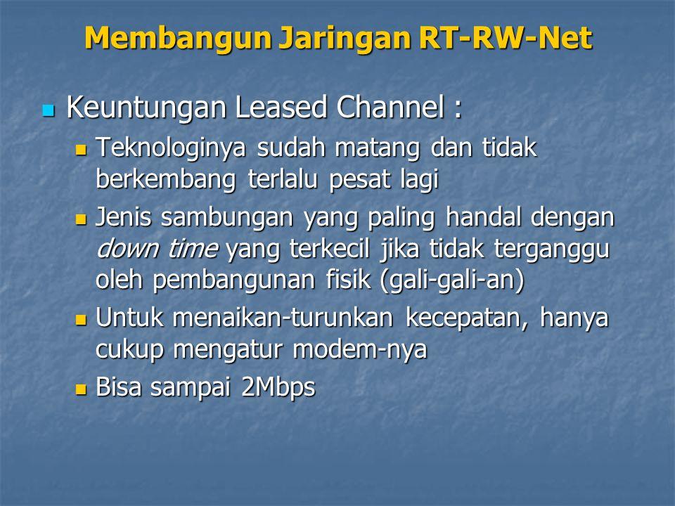 Membangun Jaringan RT-RW-Net