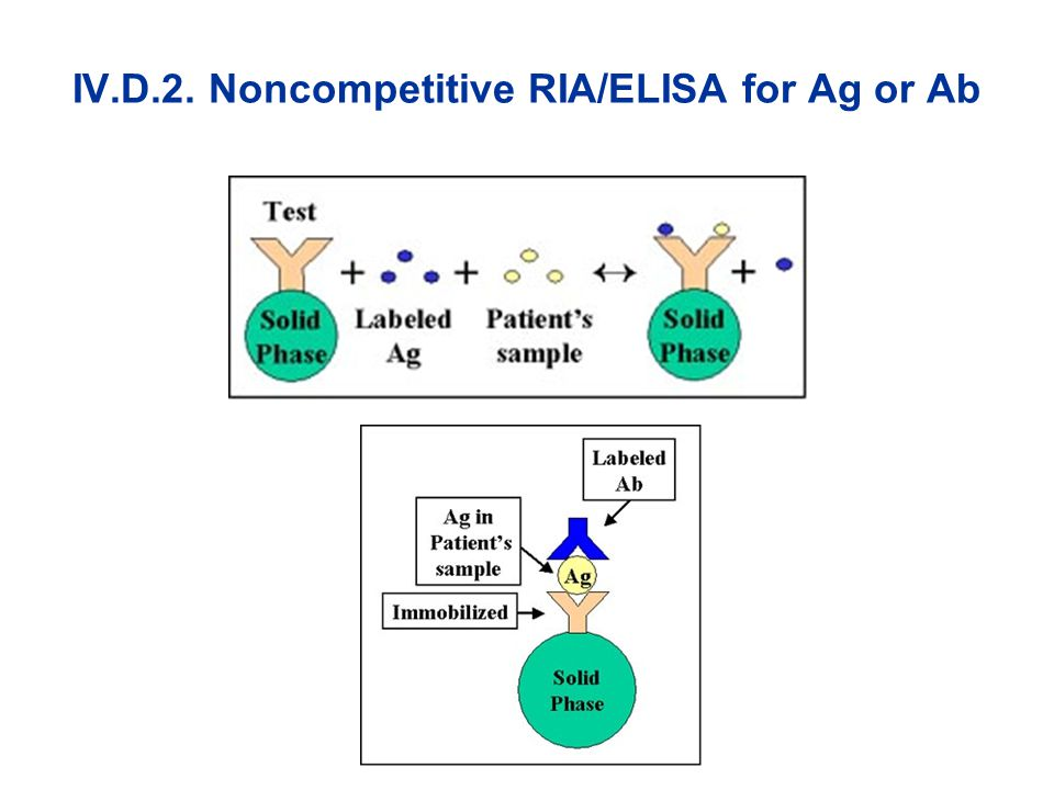 IV.D.2. Noncompetitive RIA/ELISA for Ag or Ab