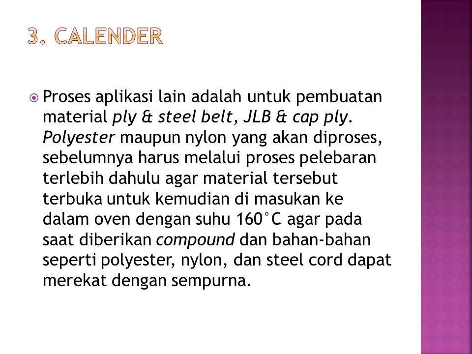 3. calender