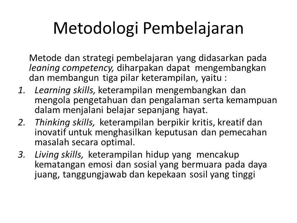 Metodologi Pembelajaran