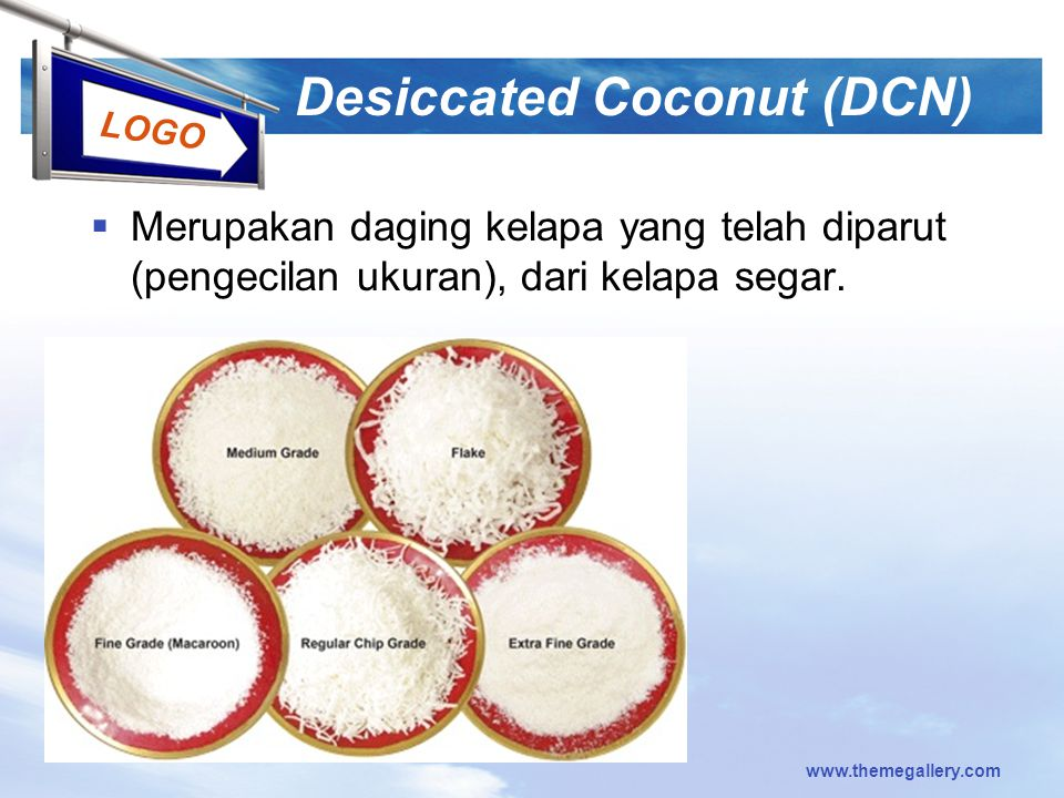 Desiccated Coconut (DCN)