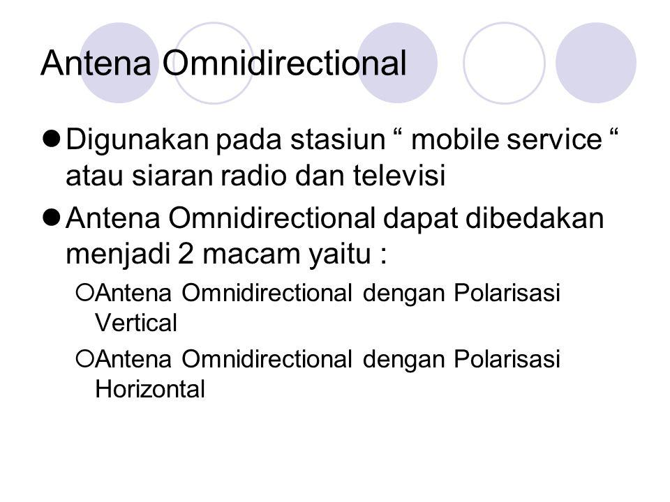 Antena Omnidirectional