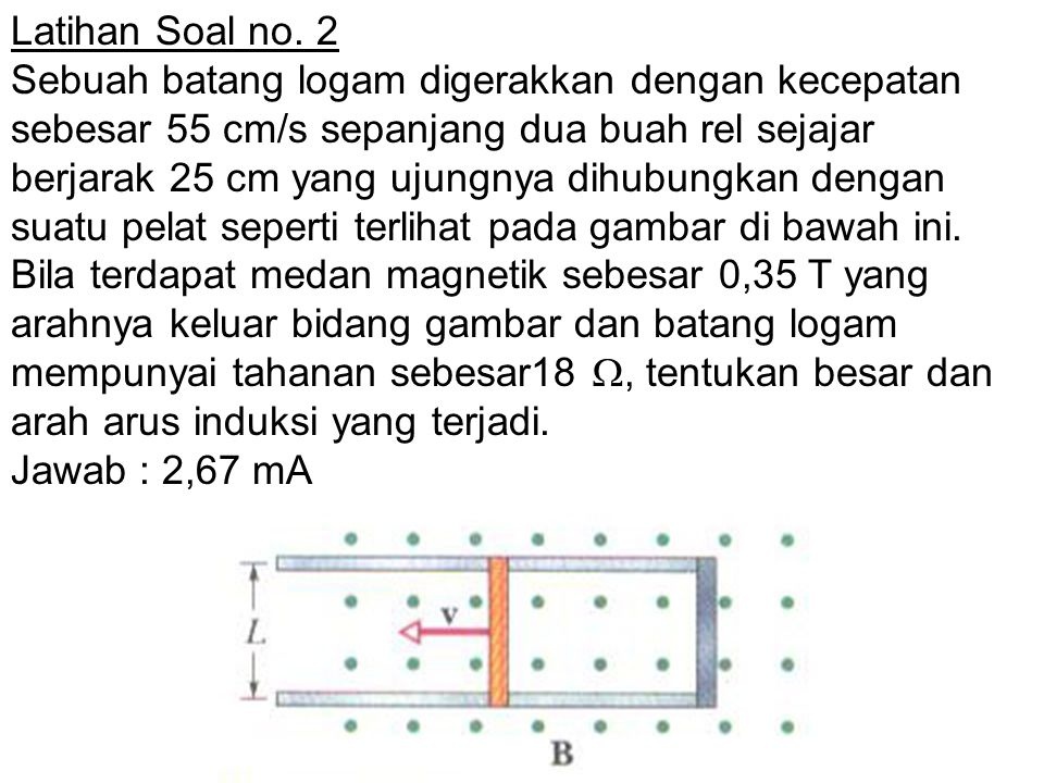 Latihan Soal no. 2
