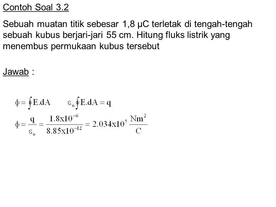 Contoh Soal 3.2