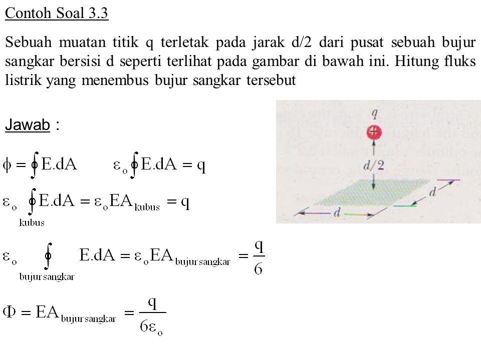 Contoh Soal 3.3