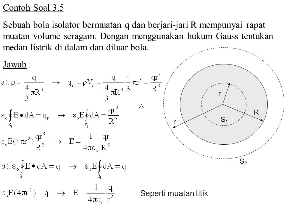 Contoh Soal 3.5