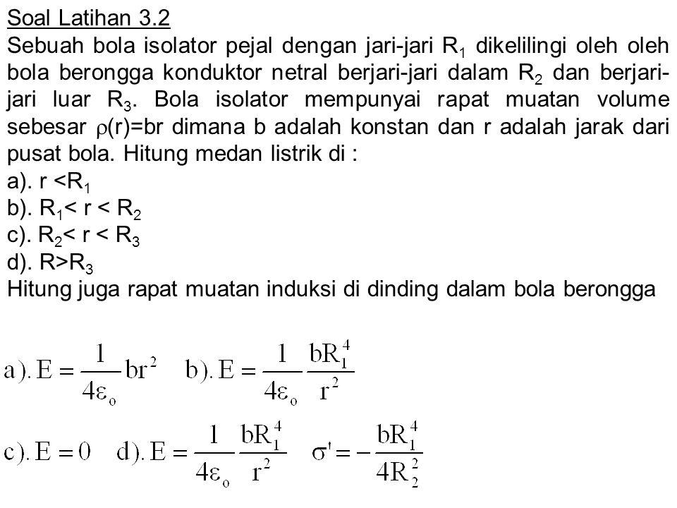 Soal Latihan 3.2