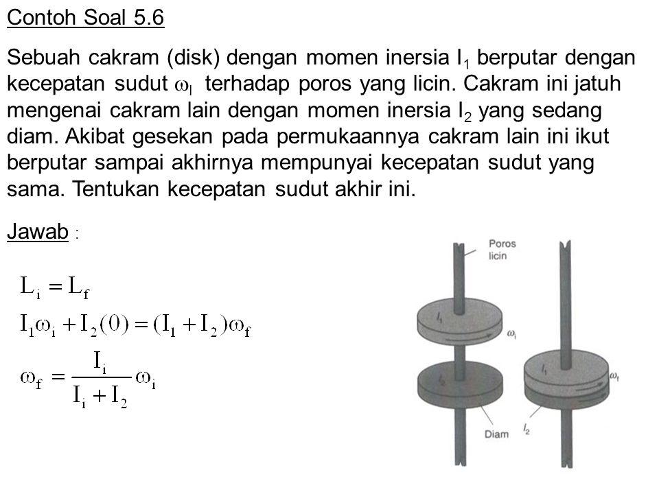 Contoh Soal 5.6