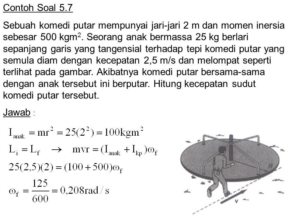 Contoh Soal 5.7