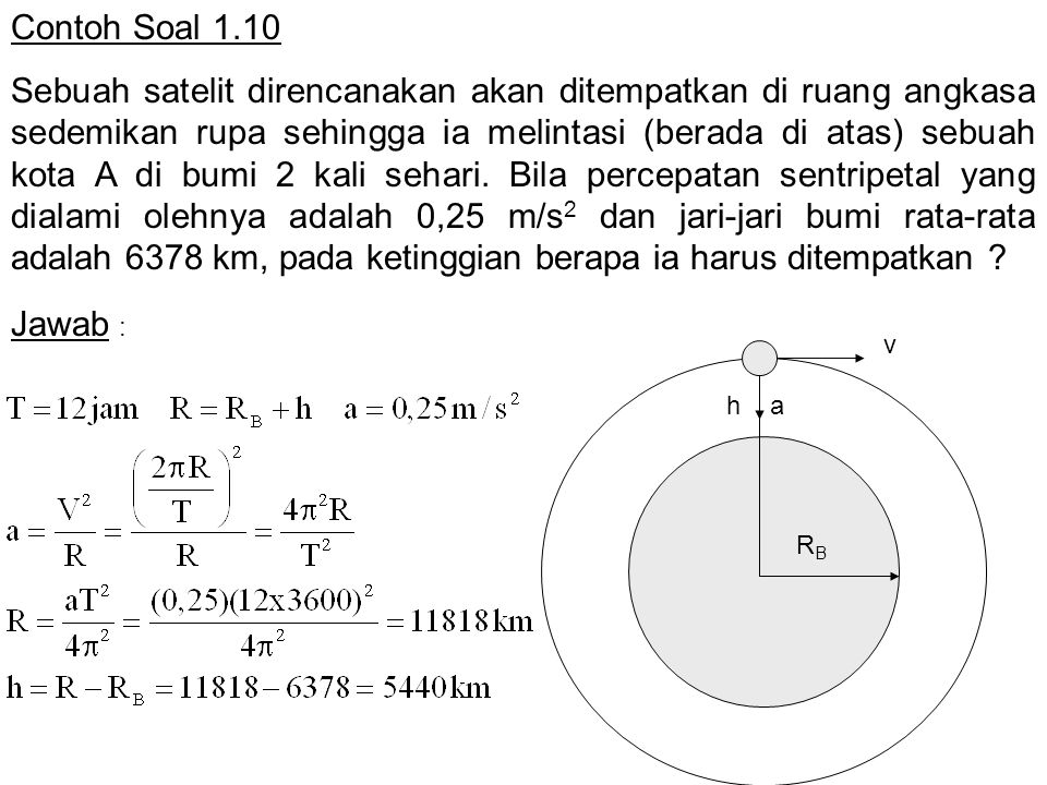 Contoh Soal 1.10