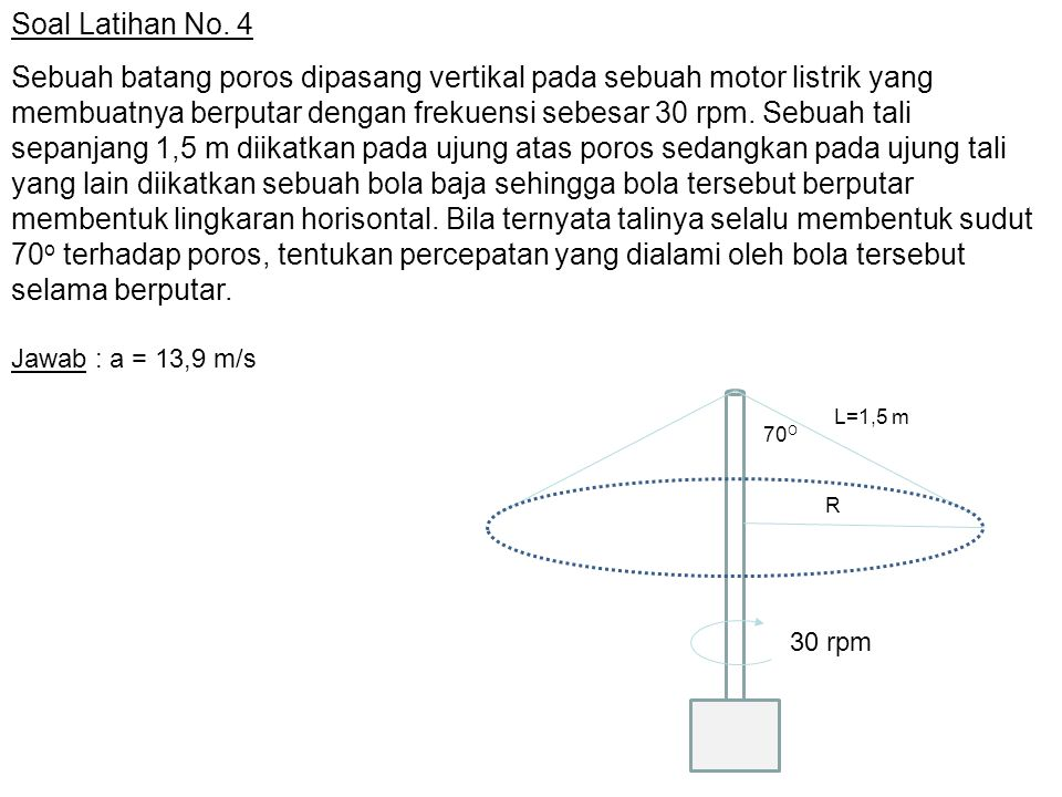 Soal Latihan No. 4