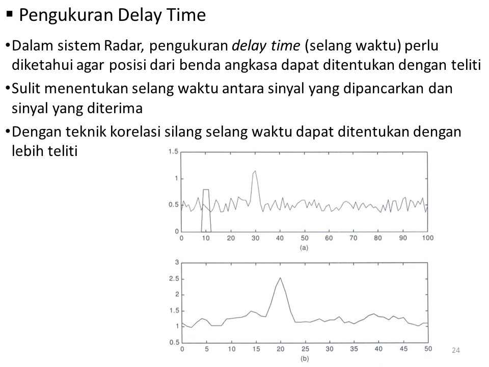 Pengukuran Delay Time
