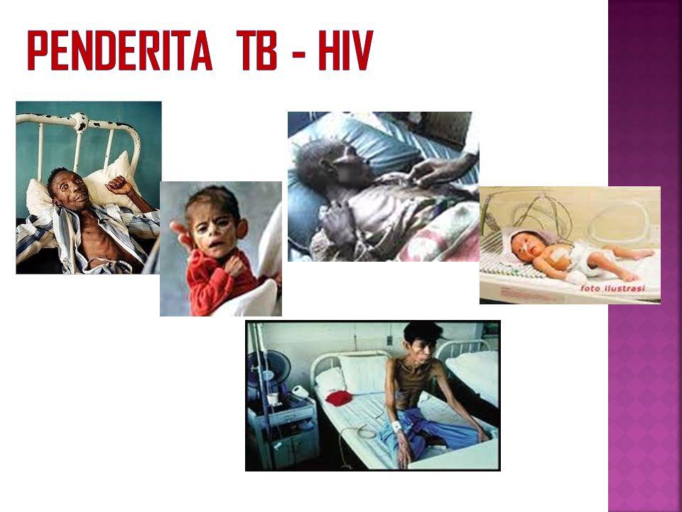 Penderita TB - HIV