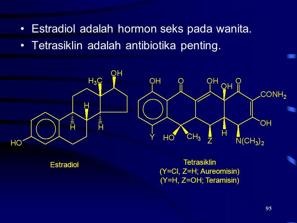 (Y=Cl, Z=H; Aureomisin)