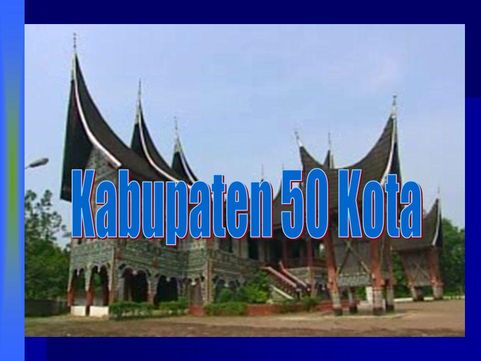 Kabupaten 50 Kota