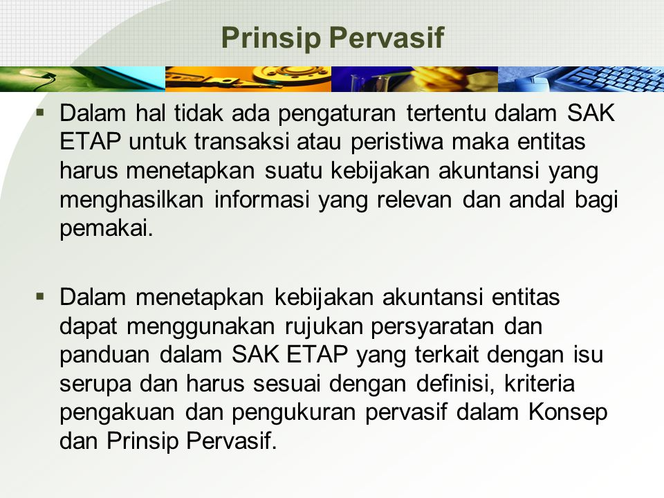 Prinsip Pervasif