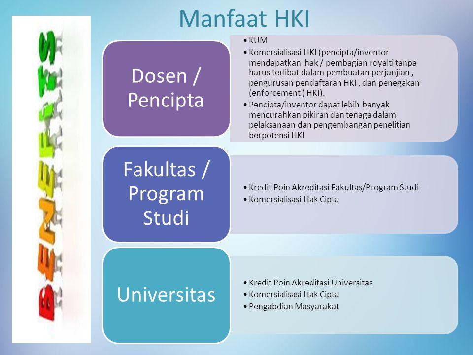 Fakultas / Program Studi