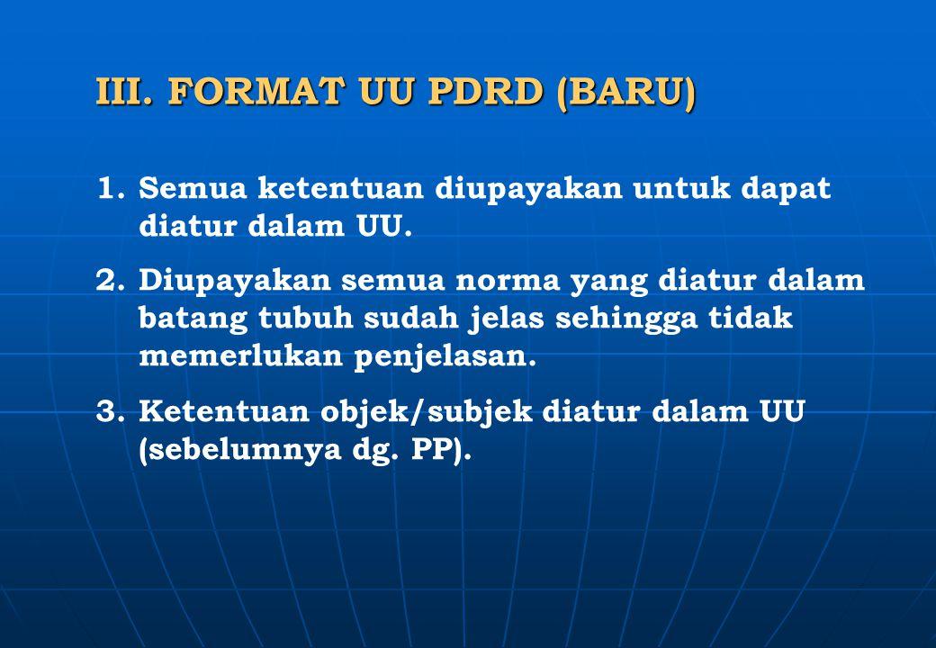 III. FORMAT UU PDRD (BARU)