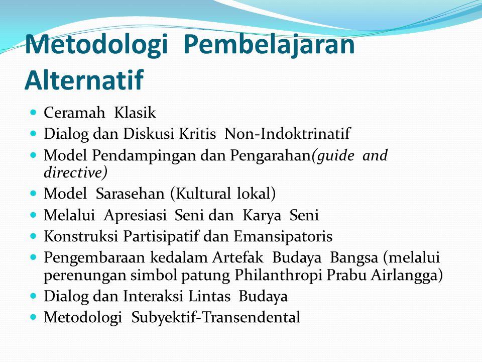 Metodologi Pembelajaran Alternatif